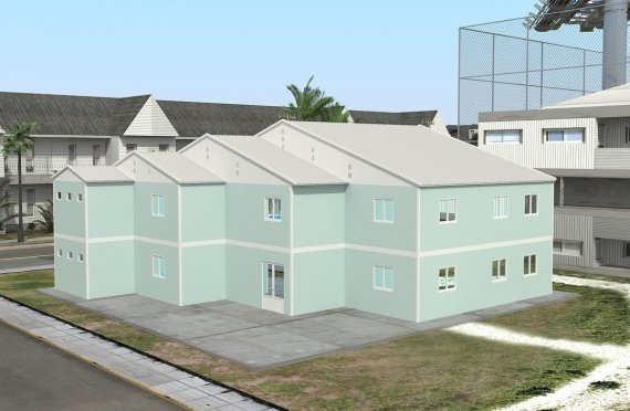 Sală de Clasp Portabilă 508 m²