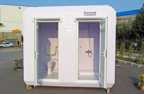 150x270 Toaletă Portabil și Cabină de Duș
