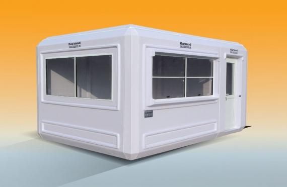 270 X 390 Cabine de Paza