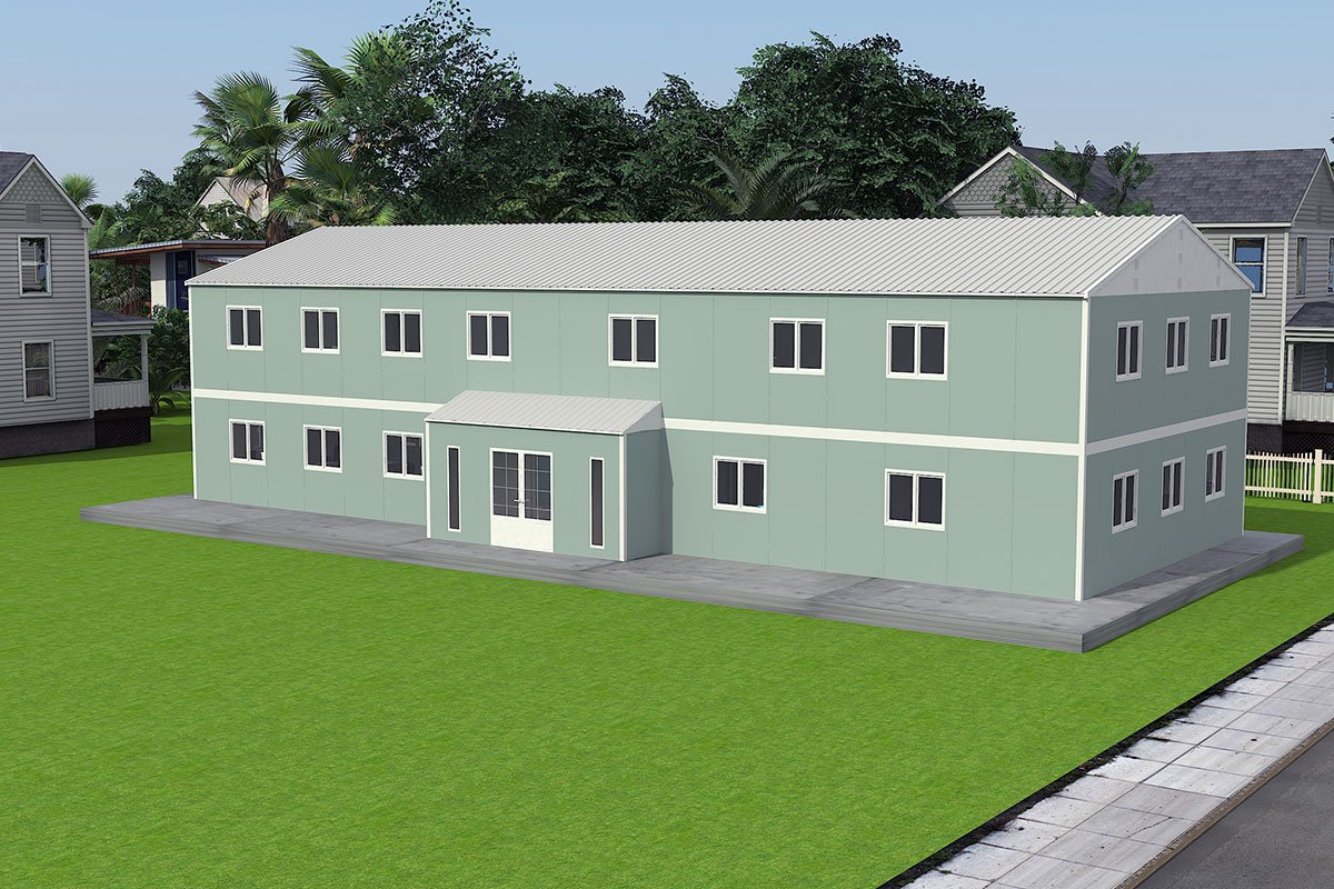 Clădire de Birou Modular 415 m²