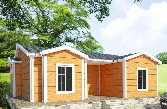 Casă Prefabricată 98 m²
