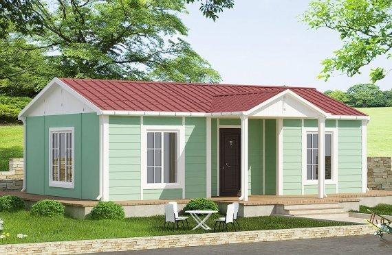 Case modulare cu design modern şi finisaje deosebite