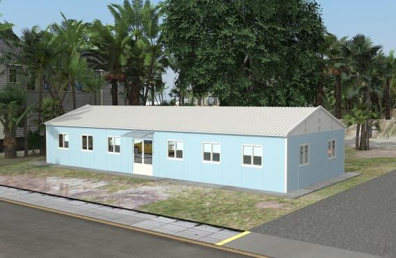 Clădire de Birou Modular 146 m²