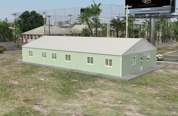 Clădire de Birou Modular 246 m²