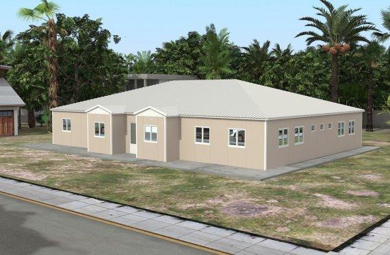 Sală de Clasp Portabil 289 m²
