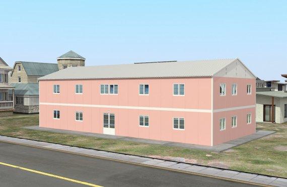 Sală de Clasă Portabil 480 m²