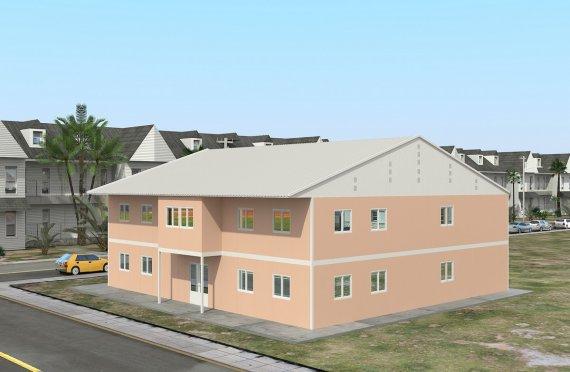 Sală de Clasă Portabilă 594 m²