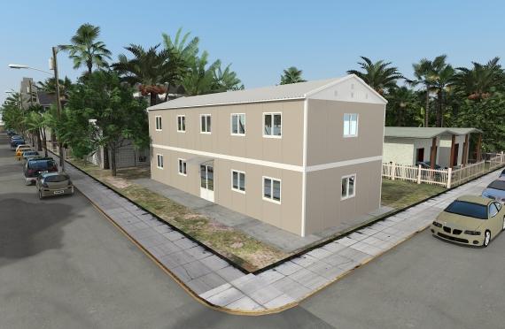 Clădire de Birou Modular 214 m²