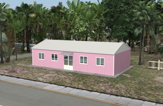 Clădire de Birou Modular 98 m²