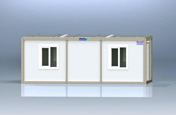 Container de Birou de Ambalaj Plat K1003