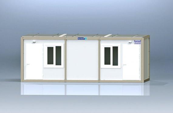 Container de Birou de Ambalaj Plat K2001