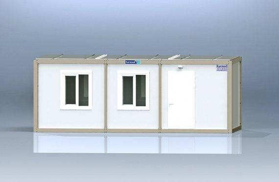 Container de Birou de Ambalaj de Plat K2004