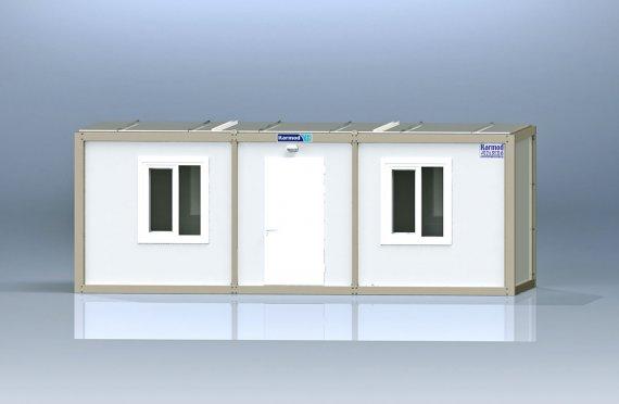 Container de Birou de Ambalaj Plat K3005