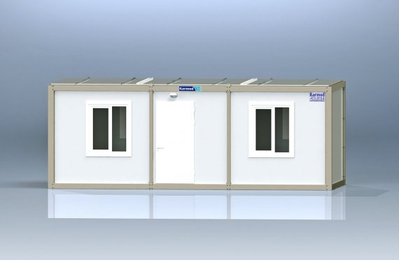 Container de Birou de Ambalaj Plat K7001
