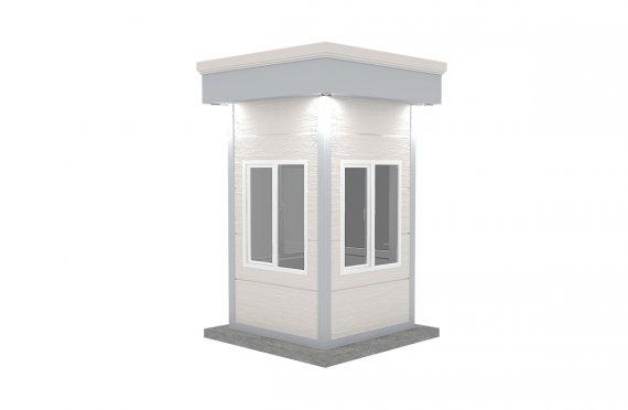 Cabină Modernă Prefabricată 150x150