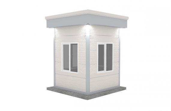 Cabină Modernaă Prefabricată 200x200