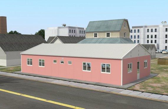 Unitate de Cazare Modular 148 m²