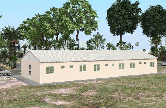 Unitate de Cazare Modulară 204 m²