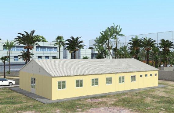 Unitate de Cazare Modulară 232 m²