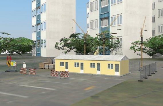 Unitate de Cazare Modulară 79 m²