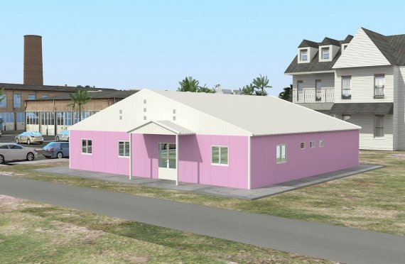 Laborator Modular 222 m²