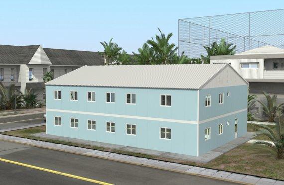 Spital Modular 506 m²