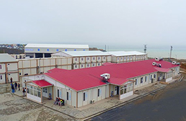 Şantieri De Cladiri Prefabricate