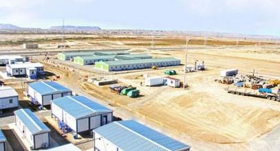 Locurile de construcție ale conductelor de gaze naturale către Europa sunt furnizate de Karmod