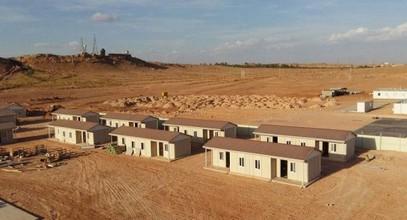 Compania noastră a finalizat 28 de case în 45 de zile în Algeria