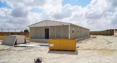 Producția de construcții prefabricate pentru extracția petrolului în Libia a fost finalizată