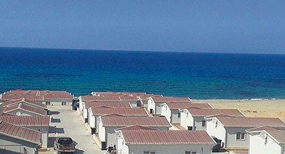 Karmod a executat un proiect de locuințe masivă în Libia