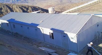 Amenajarea clădirii a fost livrată companiei Anagold Mining din Turcia