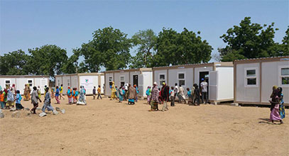 Proiectul De Şcoala Din Nigeria
