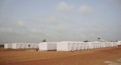 Karmod a terminat o tabără de lucru pentru 250 de persoane în Somalia
